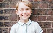 Hoàng tử bé nước Anh đón sinh nhật lần thứ năm