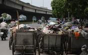Rác thải vẫn ùn ứ, bốc mùi gây ô nhiễm trên nhiều tuyến phố Thủ đô
