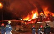 Hưng Yên: Cháy Chợ Gạo, tiểu thương khóc ngất trước cảnh hoang tàn chưa từng có