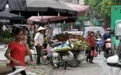 Phố Trần Bình, Hà Nội: Người đi bộ không còn lối đi trên vỉa hè