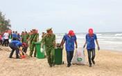 """28 tỉnh thành đồng loạt ra quân Chiến dịch """"Hãy làm sạch biển"""" năm 2018"""