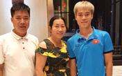 Bố cầu thủ Văn Toàn nói gì sau khi con trai ghi bàn thắng lịch sử?
