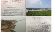 """Sông Lô """"oằn mình"""" kêu cứu, chính quyền vẫn tái cấp phép cho doanh nghiệp khai thác cát"""