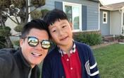 Jennifer Phạm khiến Quang Dũng phấn khích khi thông báo con trai đã chấp nhận về nước