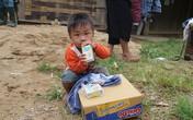 Thanh Hóa: Những chuyến hàng cứu trợ đang đến với bà con vùng lũ Mường Lát