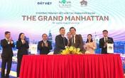 MLand, Tatiland, MGland trở thành đại lý phân phối chính thức dự án The Grand Manhattan
