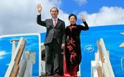 Dấu ấn của Chủ tịch nước Trần Đại Quang qua các chuyến công du quốc tế