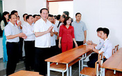 Chủ tịch nước Trần Đại Quang và những kỷ niệm trong lòng người dân quê hương Kim Sơn