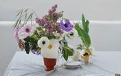 Chỉ với vài cách cắm đơn giản, không gian sống của bạn lúc nào cũng sẽ tràn ngập vẻ đẹp của hoa tươi