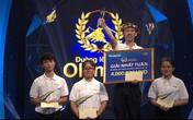 """Giành tới 410 điểm thi tuần, thí sinh Hà Nội được kỳ vọng """"làm nên chuyện"""" tại Olympia 19"""