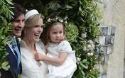 Công chúa Charlotte được bạn thân của Kate cưng chiều