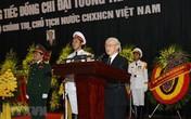 Toàn văn lời điếu tại Lễ truy điệu Chủ tịch nước Trần Đại Quang