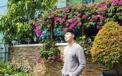 Khu vườn đẹp như mơ trong căn hộ rộng 200m2 ở quận 1 Sài Gòn của Nathan Lee