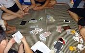 """Quảng Ninh: """"Tranh thủ"""" ngày nghỉ lễ, nhiều cán bộ tổ chức đánh bạc"""