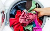 Giặt chung đồ trong máy giặt có bị lây bệnh tình dục?
