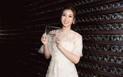 Hoa hậu Đỗ Mỹ Linh xuất sắc nhận giải Best Face of the Year