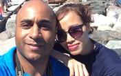 Chàng kỹ sư Đức to và đen khiến cả làng tò mò khi về thăm quê bạn gái Việt