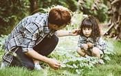 Ca sĩ Ưng Đại Vệ khoe con gái 5 tuổi xinh xắn