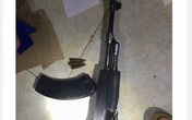 Thu súng AK tại nhà đối tượng buôn ma tuý