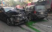 Danh tính lái xe xế hộp đâm hàng loạt phương tiện, 1 người tử vong