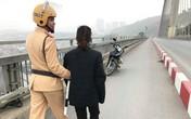 Buồn chán chuyện gia đình, người phụ nữ định nhảy cầu Bãi Cháy tự tử