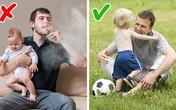 Ba giai đoạn phát triển của con trai phụ huynh cần lưu ý