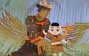 Nghệ thuật rối bóng truyền thống lên phim hoạt hình Tết 2019