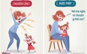 7 điều tuyệt đối cha mẹ không nên làm với con