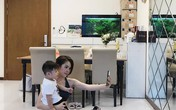 Rời biệt phủ 200 m2 sau ly hôn đại gia, Dương Cẩm Lynh sống trong căn hộ nhỏ nhưng trang nhã