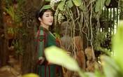 """Hoa hậu Ngọc Hân hào hứng xem triển lãm """"Báu vật Đại ngàn"""" cùng ca sĩ Việt Hoàn"""