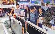 TV giá rẻ ồ ạt 'khuấy đảo' các siêu thị điện máy dịp Tết