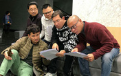 Xuân Bắc tiết lộ ảnh buổi tập Táo quân 2019 đầu tiên, Chí Trung không xuất hiện