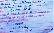 Nghệ An: Nam sinh viên chết trong tư thế treo cổ bên cạnh tờ giấy vay nợ