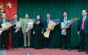 Bộ Y tế trao quyết định bổ nhiệm, bổ nhiệm lại lãnh đạo các đơn vị trực thuộc Bộ