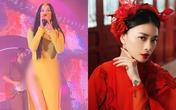 Không chỉ ca sĩ người Mỹ, mỹ nhân Việt cũng từng bị chỉ trích dữ dội vì mặc áo dài phản cảm