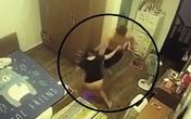 Phẫn nộ clip người phụ nữ bị lột đồ, đánh đập dã man trong phòng ngủ