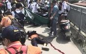 Tan học về, một nữ sinh Hải Phòng bị tai nạn, tử vong
