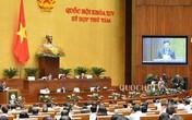 Quốc hội nghe giải trình, tiếp thu, chỉnh lý một số điều của Luật Cán bộ công chức và Luật Viên chức