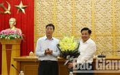 Ông Dương Văn Thái nhận chức Phó Bí thư Tỉnh ủy Bắc Giang