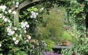16 khu vườn đẹp mơ màng là niềm mơ ước của những người yêu thích làm vườn