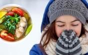 Trời trở lạnh, thử nấu các món canh ăn vừa ấm người vừa tốt cho sức khỏe