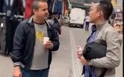 """Duy Mạnh bị chỉ trích khi giới thiệu """"gái Việt Nam' với người đàn ông nước ngoài"""