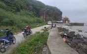Hải Phòng: Phát hiện thi thể cụ già dưới bãi đá gần đền Bà Đế