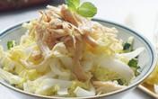 Có món salad ngon giòn xuất sắc, giảm cân thật dễ dàng và hiệu quả
