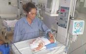 Hải Phòng: Bà mẹ 4 con nguy kịch vì tai nạn giao thông, thai nhi phải chào đời sớm