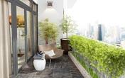 6 ý tưởng trang trí ban công chung cư đẹp, ai nhìn cũng mê mẩn