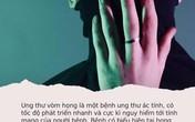 Đặt 3 ngón tay tại vị trí này trên cơ thể, bạn sẽ biết mình có nguy cơ mắc ung thư vòm họng hay không