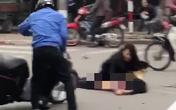 Tiến hành xét nghiệm ADN để xác định danh tính nữ nạn nhân tử vong do bị ô tô Mercedes kéo lê trên đường phố Hà Nội