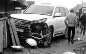 Xác định danh tính tài xế điều khiển xe Lexus biển ngũ quý đâm chết người ở Hà Nội