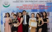 Hệ thống thương hiệu mỹ phẩm Chan Hasu vinh dự nhận giải thưởng sản phẩm chất lượng cao tiêu chuẩn quốc tế
